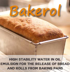 Bakerol Series Pan Greasing Agents